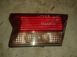 Вставка багажника. Nissan Sunny, B15