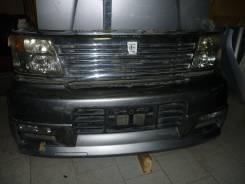 Ноускат. Nissan Elgrand, ATE50 Двигатель ZD30DDTI