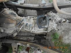 Механическая коробка переключения передач. Toyota Land Cruiser, HZJ81V, HZJ81 Двигатель 1HZ