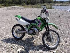Kawasaki KDX. 220 куб. см., исправен, птс, с пробегом