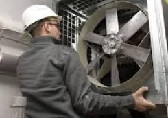 Вентиляционные работы, системы кондиционирования. Проектирование