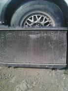 Радиатор охлаждения двигателя. Nissan Sunny, SB14 Двигатель CD20