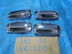 Накладка на ручку двери. Toyota Aristo, JZS161