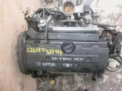 Двигатель в сборе. Daewoo Magnus Daewoo Leganza Daewoo Nubira Двигатель C20SED
