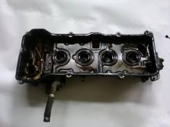 Крышка головки блока цилиндров. Nissan: Bluebird Sylphy, Almera, Sunny, Expert, Avenir, Wingroad, Primera, Tino, AD Двигатели: QG15DE, QG18DE, QG16DE
