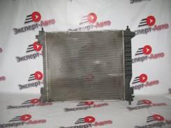 Радиатор охлаждения двигателя. Cadillac SRX Cadillac STS
