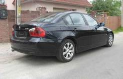 BMW 3-Series. E90, N52