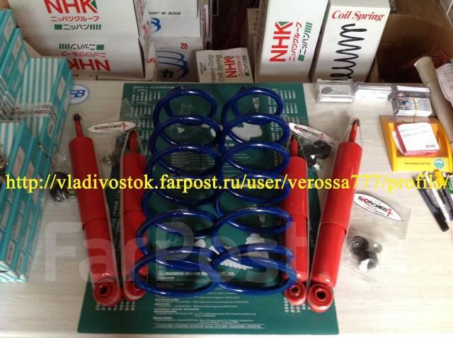 Подвеска. Toyota Heavy Duty Truck Toyota Land Cruiser, HDJ101, HDJ101K, UZJ100, UZJ100L, UZJ100W