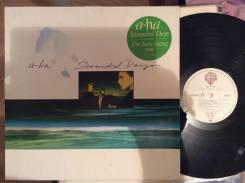 Культ ! А-ХА / A-HA - Scoundrel Days - US LP 1986 виниловая пластинка