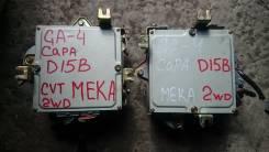 Блок управления двс. Honda Capa, GA4 Двигатель D15B