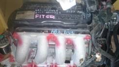 Коллектор впускной. Honda Jazz Honda Fit, GE8, GE9, GE6, GE7 Honda Fit Aria Двигатель L13A