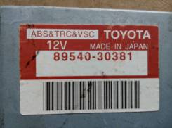 Блок abs. Toyota GS300, JZS160 Toyota Aristo, JZS160, JZS161 Двигатели: 2JZGE, 2JZGTE