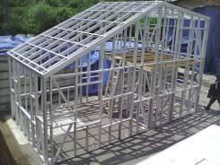 Строительство из ЛСТК.