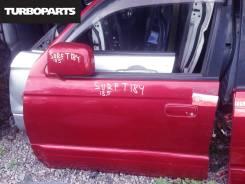 Дверь боковая. Toyota Hilux Surf, KDN185W, RZN185W, VZN185W, KZN185W, KZN185G, RZN180W Двигатель 1KZTE