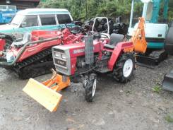 Shibaura. Трактор с экскаватором, 100% Япония