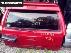 Дверь багажника. Toyota Hilux Surf, KDN185W, RZN185W, VZN185W, KZN185, KZN185W, KZN185G, RZN180W Двигатели: 5VZFE, 3RZFE, 1KZTE, 1KDFTV