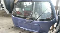 Дверь багажника. Toyota Starlet, EP91