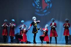 Набор в основной состав ансамбля народного танца мальчиков 7-12 лет