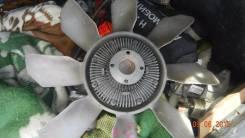 Вискомуфта. Isuzu Bighorn, UBS69DW Двигатель 4JG2
