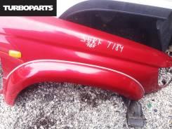 Крыло. Toyota Hilux Surf, KDN185W, RZN185W, VZN185W, KZN185, KZN185W, KZN185G, RZN180W Двигатели: 5VZFE, 3RZFE, 1KZTE, 1KDFTV