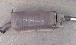 Глушитель. Toyota Crown, JZS131