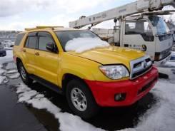 Радиатор охлаждения двигателя. Toyota Hilux Surf, TRN210W, TRN215W Двигатель 2TRFE