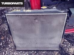 Радиатор охлаждения двигателя. Toyota Hilux Surf, KZN185W, KZN185G Двигатель 1KZTE