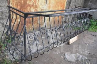 Продам ограждение кованное для балкона ручной работы