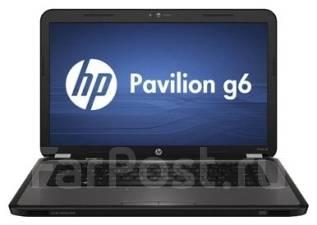 """HP Pavilion g6-1124er. 15.6"""", ОЗУ 6144 МБ, WiFi"""