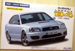 Модели автомобилей. Subaru Legacy B4