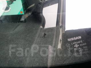 Стекло лобовое. Nissan Murano, Z50
