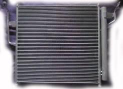 Радиатор охлаждения двигателя. Nissan Pathfinder, R51 Двигатели: YD25, VQ40