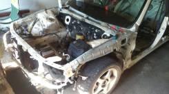 Передняя часть автомобиля. Toyota Chaser, JZX100