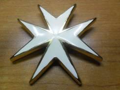 Звезда Ордена св. Иоанна Иерусалимского (Мальтийский крест) Копия.