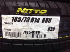 Nitto NT650. Летние, 2014 год, без износа, 4 шт