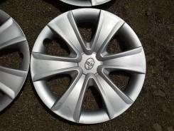"""Оригинальные колпаки R16 Toyota. Диаметр Диаметр: 16"""", 1 шт."""