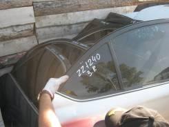 Форточка двери. Toyota Premio, ZZT240