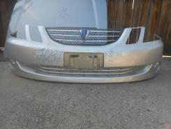 Решетка радиатора. Toyota Mark II Wagon Blit, GX110W Двигатель 1GFE