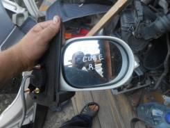Зеркало заднего вида боковое. Nissan Cube, BZ11 Двигатель CR14DE