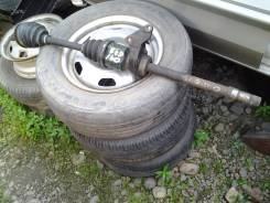 Привод. Mazda MPV, LW5W