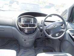 Панель приборов. Toyota Estima, ACR30, ACR40, ACR30W, ACR40W Двигатели: 2AZFE, 1MZFE