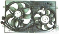 Вентилятор охлаждения радиатора. Volkswagen Golf Skoda Octavia Audi A3