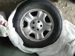 Dunlop Grandtrek SJ6. Всесезонные, износ: 60%, 1 шт