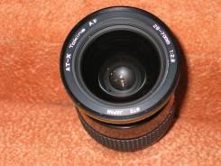 Полнокадровая Tokina ATX AF 28-70 F2.8 для Сони А недорого. Для Sony, диаметр фильтра 72 мм