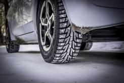 Hankook Winter i*Pike RS W419. Зимние, без шипов, 2015 год, без износа, 4 шт