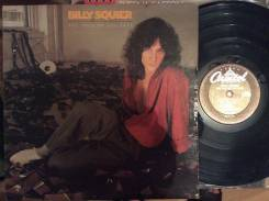 HARD! Билли Сквайр / Billy Squier - THE TALE OF THE TAPE - 1980 US LP