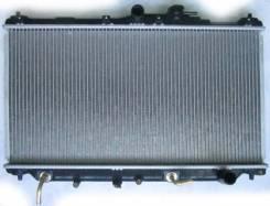 Радиатор охлаждения двигателя. Honda Accord, CD5, CD4, CD8, CD3, CD7, CD6, CE1 Двигатели: F22B, F20B, H22A, F18B