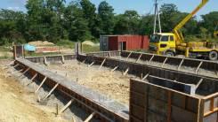 10 соток. Фундамент 10х15м. Свет 15 кВт. Центральный водопровод. 1 000 кв.м., собственность, электричество, вода, от частного лица (собственник). Фот...