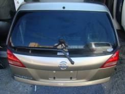 Дверь багажника. Nissan Wingroad, WHY11