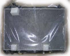 Радиатор охлаждения двигателя. Suzuki Grand Vitara, FTB03, TL52, 3TD62 Двигатели: G16B, J20A, H25A
